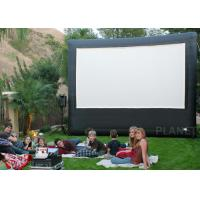 Best Portable Inflatable Movie Screen , Customized Size Inflatable Cinema Screen wholesale