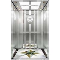 Best Energy Saving Residential Traction Elevator With Fuji Control System wholesale