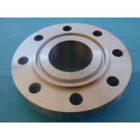 China Forged Fittings Nickel Alloy Flanges SO Stainless Steel Pipe Flange ASTM A182 on sale