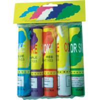 Cheap Colourful Smoke Tube fireworks for sale