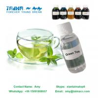 Buy cheap Fruit Concentrated Liquid Flavor/ Green Tea Flavor used for nicotine E Liquid from wholesalers