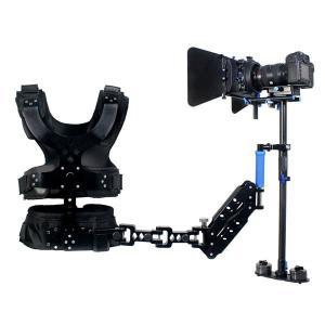Best Camera Steadycam Stabilizer Kit Vest +Single arm Steadicam+Handheld stabilizer wholesale