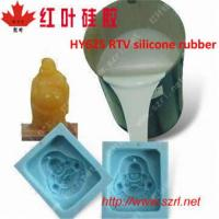 Best tin cure silicone rubber for art craft moulding wholesale
