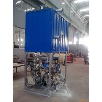 Best Industrial Hot Oil Electric Thermal Oil Boiler 30kw , High Heat Efficient wholesale
