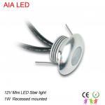 Best 1W mini waterproof LED underground lighting&LED floor light&exterior led stair lighting wholesale