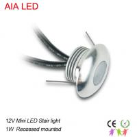 Best 1x3W mini LED underground light/LED floor light/LED Inground light for outdoor used wholesale
