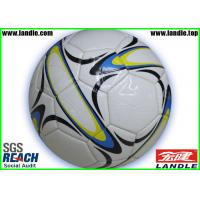 Best Photo Full Printing Footballs Sizes Soccer Balls Machine Stitched PVC PU TPU Synthetic Leather Soccer Footballs wholesale