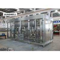 Best Chinese Co2 drink filling machine 20000liter/hour common temperature for CSD drink production line wholesale