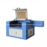 Best Desktop 60W 500*400mm Co2 Laser Engraving Cutting Machine wholesale