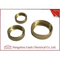 Best Female Bush Brass Electrical Wiring Accessories For Gi Conduit & GI Socket Thread wholesale