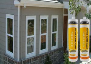 Best UV Weatherproof Silicone Sealant 300ml Weather Resistant Sealant wholesale