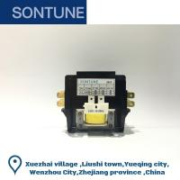 China Black Fixed Air Conditioning Contactors , Carrier Air Conditioner Replacement Parts on sale