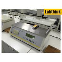 Best Computer Controlled Coefficient of Friction Testing Equipment For Plastic Films MXD-02 wholesale
