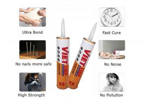 Best Skirting Boards Nail Free Glue Brown Adhesive Skirting Board Sealant wholesale