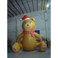 Cheap Advertising Inflatable Balloon Animals , Oxford Cloth Large Inflatable Animals for sale