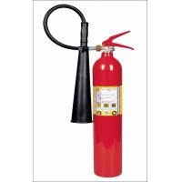 China Workshops 5KG Co2 Fire Extinguisher , Portable Fire Fighting Equipment ISO Standard on sale