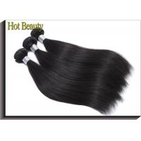 Best 100% Straight Remy Human Hair Bundles / Natural Cuticle Aligned Hair wholesale