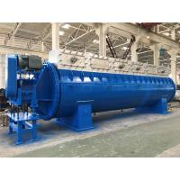 Best Horizontal Sludge Drying Equipment / Rotary Steam Tube Dryer Poultry Waste Disc Drying wholesale