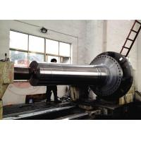 Quality Marine Industrial Heavy Steel Forgings , Forged Drive Shaft / Transmission Shaft wholesale