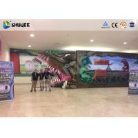 Best 6D Mobile theater with whole motion equipment ,more excited and special design wholesale