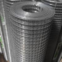 China ss304 stainless steel welded wire mesh used for cages on sale
