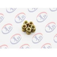 Best High Precision Lathe Machining Parts, Small Brass Knurling Inserts wholesale