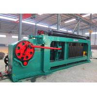 Buy cheap Automatic 60x80 Wire Netting Machine , Hexagonal Wire Mesh Machine from wholesalers