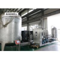 Best Electricity Saving Carbonated Filling Machine  With YHZ Type Mixer Used In Chiller And Warmer wholesale