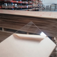 Best Lead Neon Plastic UV Resistant Double Layer Embedded ESD Plastic Sheet 1250x2450mm wholesale