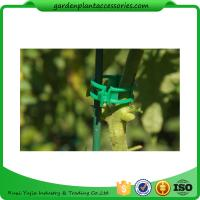 Best Colorful Garden Plant Accessories Plastic Garden Plant Clips / Plant Support Clips 45*40*50 Colorful wholesale