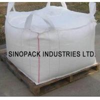 Best Four loops 1000KGS big bag FIBC , soil mineral construction One Ton Bulk Bags wholesale