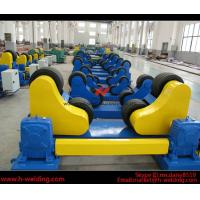 Best Alignment Adjust Fit Up Pipe Welding Rotator , Welding Turning Roll for Tank or Cylinder wholesale