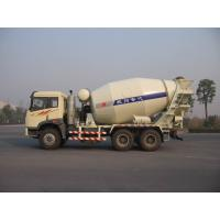 Best 8 - 10cbm 6x4 Faw Group Concrete Mixer Truck With Water Supply System wholesale