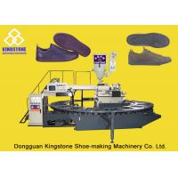 Best 90-120 Pairs Per Hour Rotary TPR Sole Making Machines For Leisure Shoes wholesale