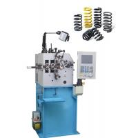 Quality Semi Elliptic Compression Spring Machine 300pcs/Min With 0.85 Kw Cam Axis Servo Motor wholesale