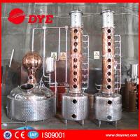 Best Custom Durable Commercial Distilling Equipment For Vodka Alcohol wholesale