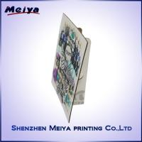 Best Chipboard POS paper Counter Top Display Stands easels / Counter advertising standee wholesale