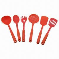Best Nylon Kitchenware/Utensils, Heat-resistant Up to 210°C  wholesale