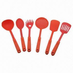 Best Nylon Kitchenware/Utensils, Heat-resistant Up to 210°C wholesale