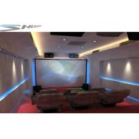Best Mobile 5D Cinema Cabin, Theater System With Lightning, Fog, Smell Special Effect wholesale