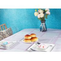 Best Water Resistant Disposable Paper Tablecloth Wipe Clean Table Cloth Party Tablecloth For Outside wholesale