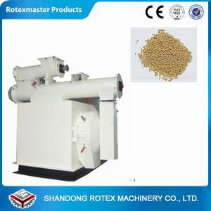 Best Horizontal ring die poultry farm Animal Feed Pellet Machine large capacity wholesale