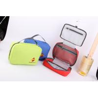 Best Fashion Hanging Toiletry Kit in Blue Polyester wholesale