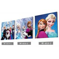 Best Custom Frozen Design 3D frameless Plastic Printing Service PET Pictures wholesale