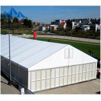 Best Flexible Industrial Storage Tents Selectable Size With Soft PVC Walls / Glass Walls wholesale