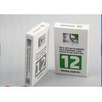 China Coated Paper Pharmaceutical Packaging Box Glossy Finish For Health Care Products on sale