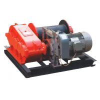 China Electric Winch Hoist Final Drive Gears Carbon Steel With Max. Lifting Load 3t on sale