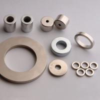 Buy cheap permanent horn speaker magnet,magnet disc shape with holes N38 grade from wholesalers