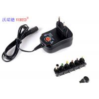 Best 3 - 12V Adjustable Multi Voltage Power Adapter EU Plug PC ABS Material wholesale