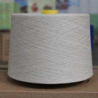 Best 20Ne Cotton Linen Blend Yarn with Heat Dissipation , Natural Color Yarn Thread wholesale